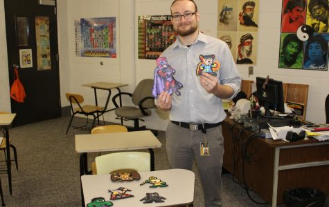 DCHS staff exclusives: Mr. Gaspar's beaded character collection