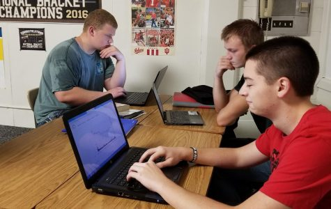 Economics class begins stock market project