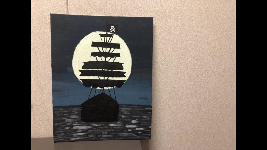 Featured student artist: Anoria Webb