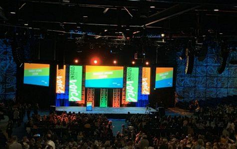 DCHS staff exclusive: Mroczkiewicz speaks at national convention