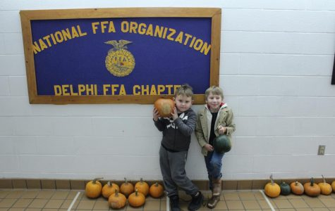 FFA hosts annual Pumpkin Patch