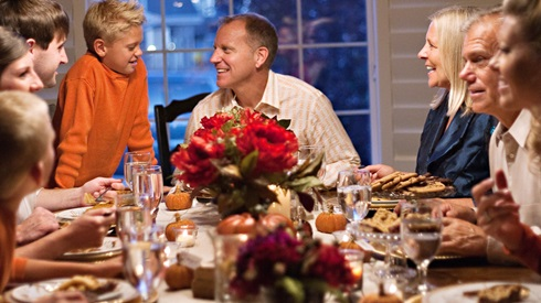 Break up the monotony of traditions this holiday season