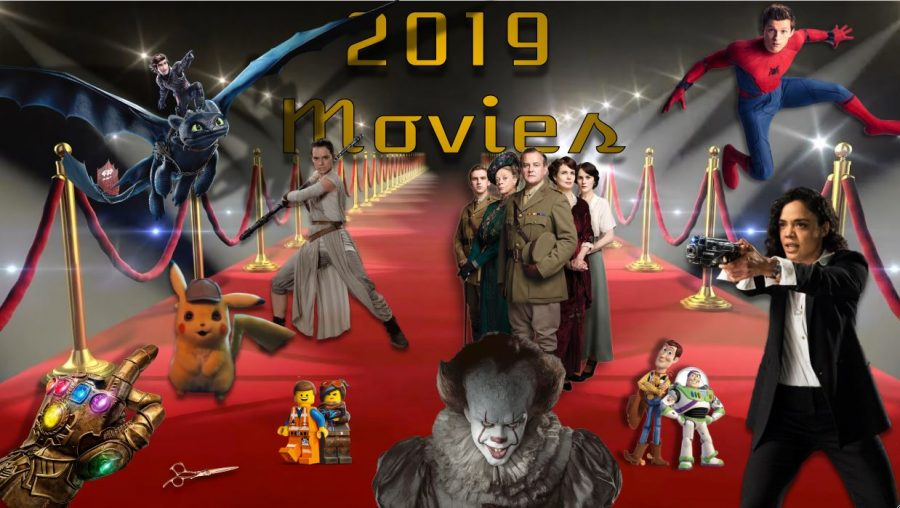 Most anticipated movies debuting in 2019