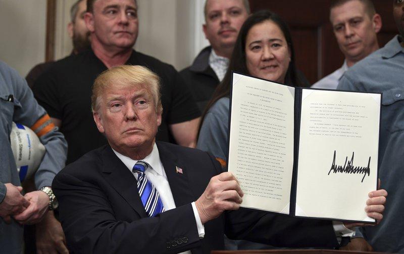 Trumps $42 billion costs in tariffs are detrimental to Americans