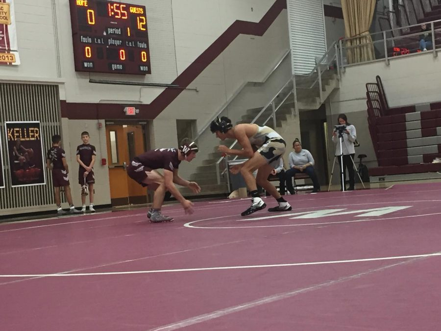 Wrestling Team off to a Great Start