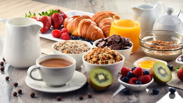Breakfast: The most important meal of the day