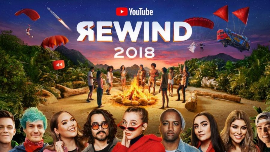 The+2018+YouTube+Rewind+has+sparked+backlash+from+YouTubers+and+viewers+alike.+Many+criticize+it+as+being+disconnected+from+the+public.