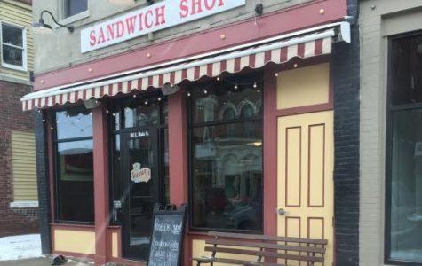 Sandwich Shop renovations underway