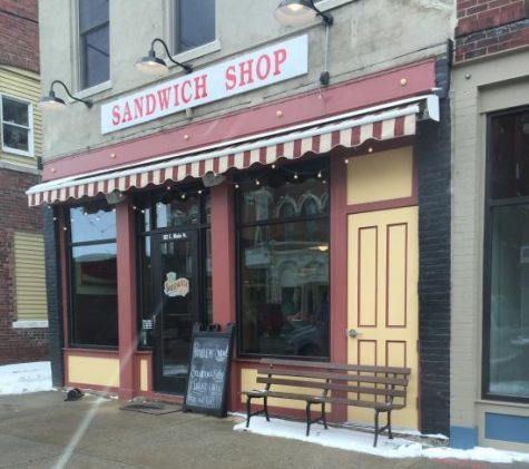 Sandwich Shop renovations underway
