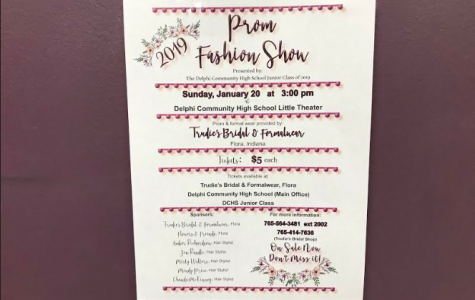 Delphi to host prom fashion show