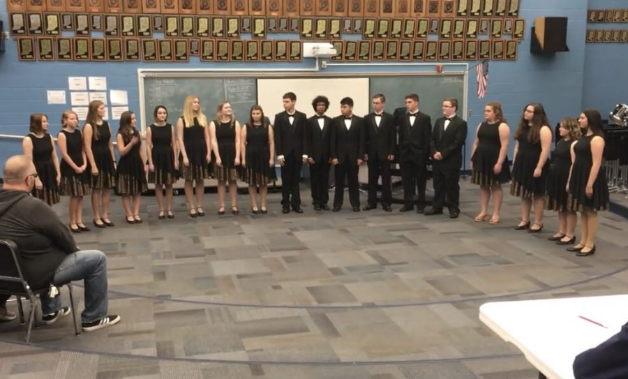 Entertainers Go To State