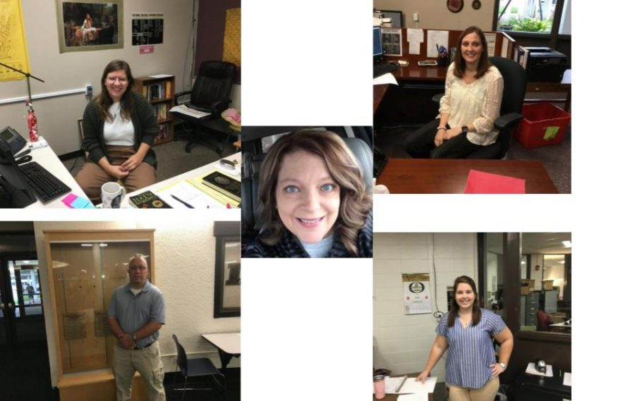 New Faculty at DCHS