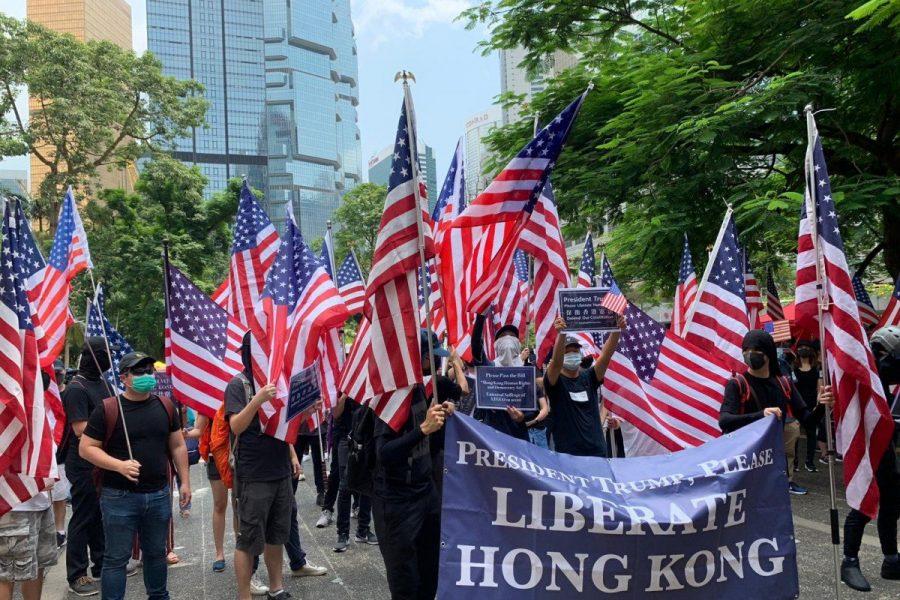 Hong Kongs fight against tyranny