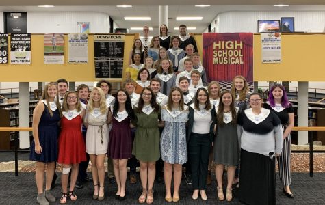 National Honor Society ready to induct 19 new members