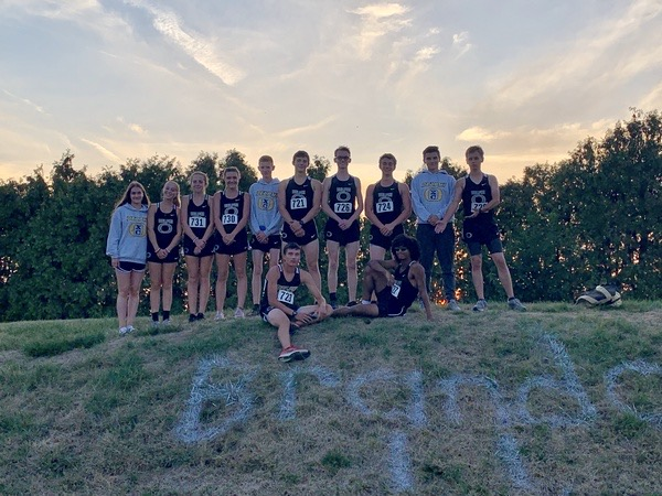 The Cross Country team continued to make strides forward this year.