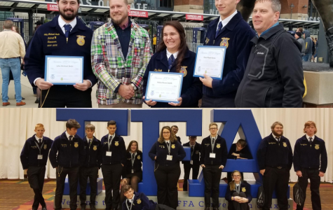 Delphi FFA attends national convention