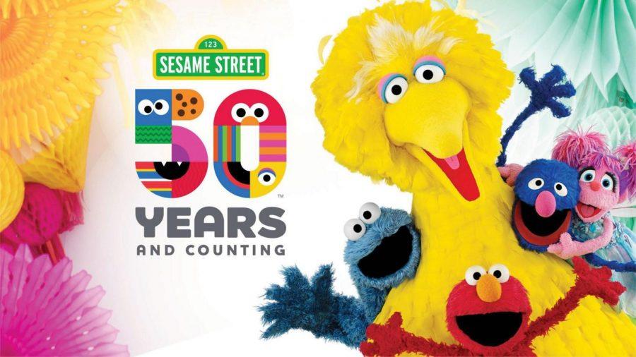 Sesame+Street+celebrates+50+years+of+educating+children
