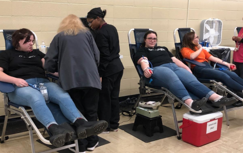 Community wide blood drive for Alex