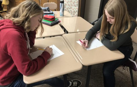 Creative Writing Club started at DCHS