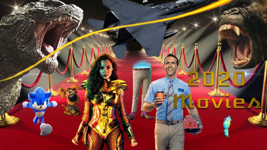 Enjoy 2020 with these anticipated movies