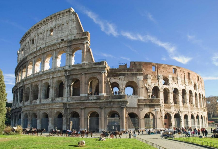 The+Roman+Colosseum+is+only+one+of+the+locations+that+DCHS+students+will+be+visiting+this+Spring+Break.