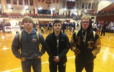 DCHS wrestlers advance to regionals