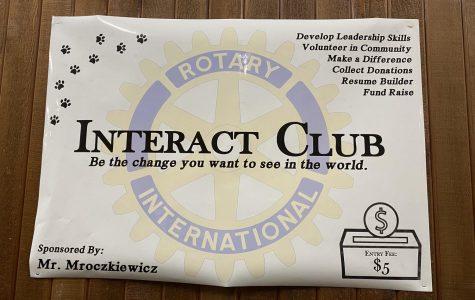 Interact Club at Delphi high school