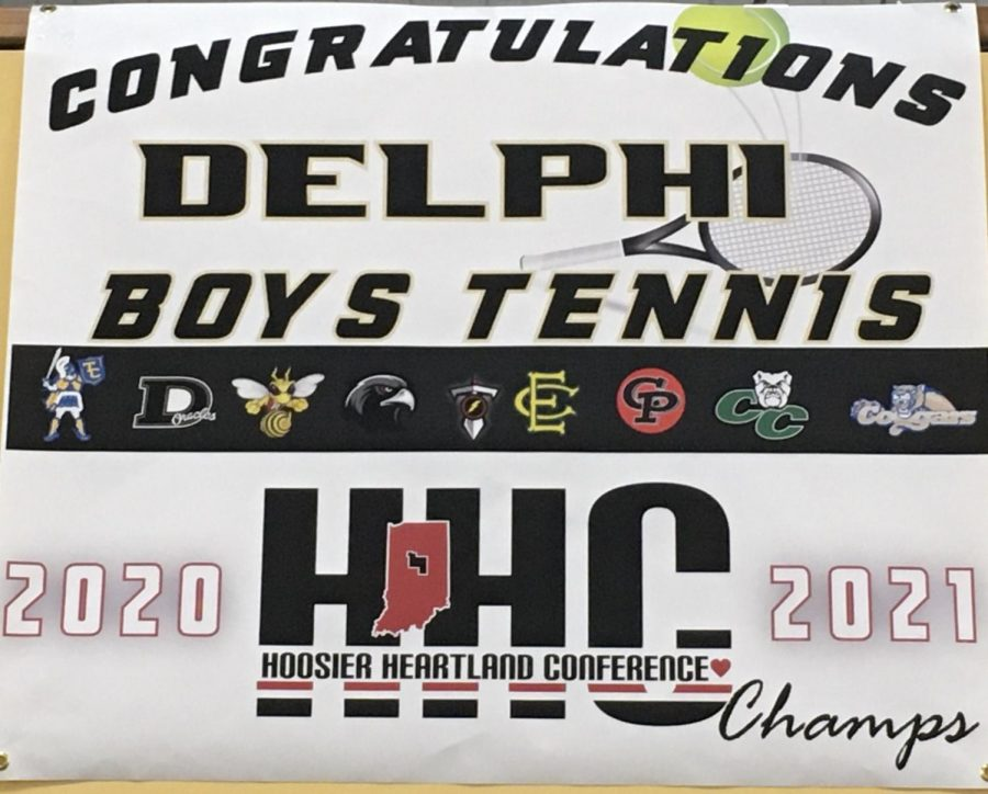Tennis becomes Hoosier Heartland Conference champions