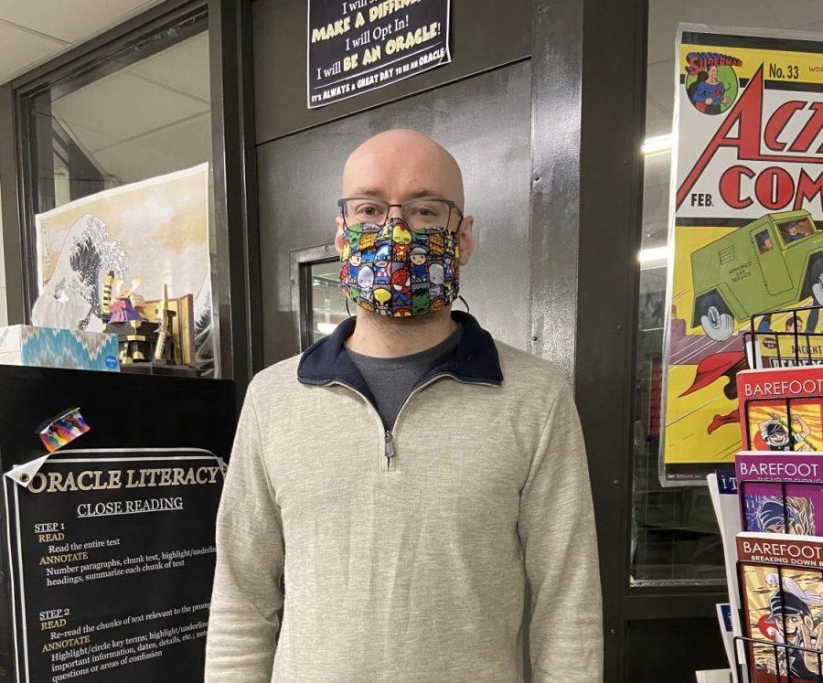 Faculty spotlight: Mr. Gaspar
