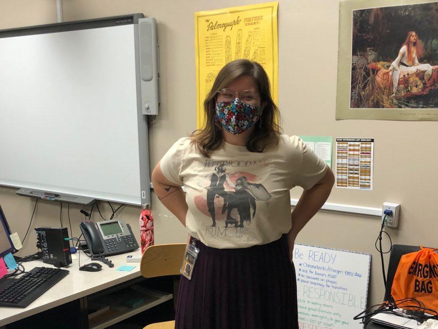 Faculty Spotlight: Ms. Netzley