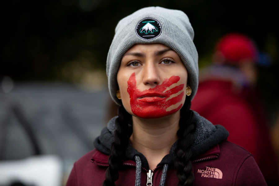 The violence crisis against Native American women