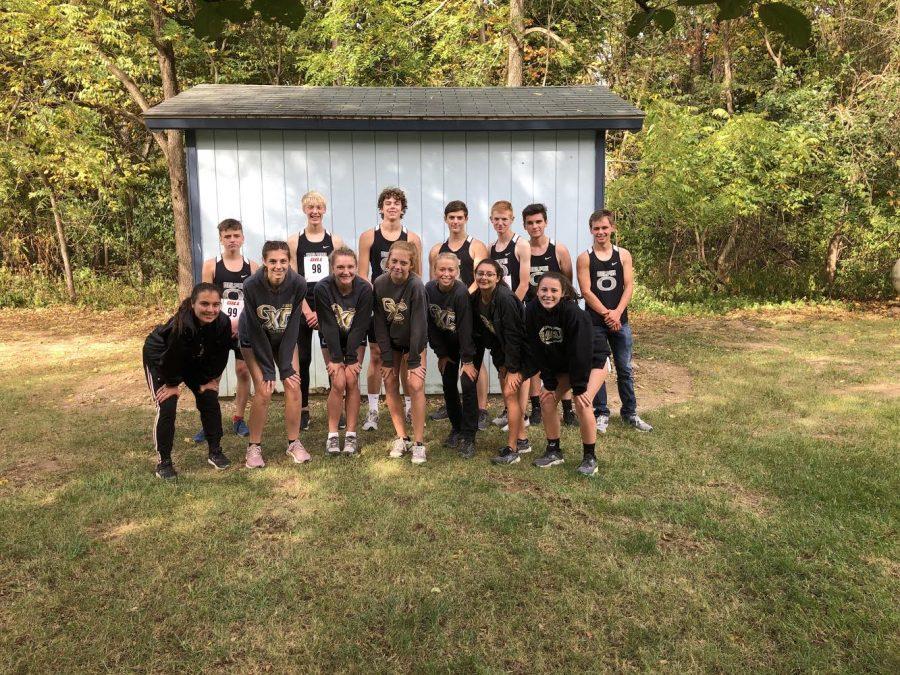 Seniors Spotlight: Cross Country Senior Night