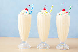 Five fun DIY milkshakes