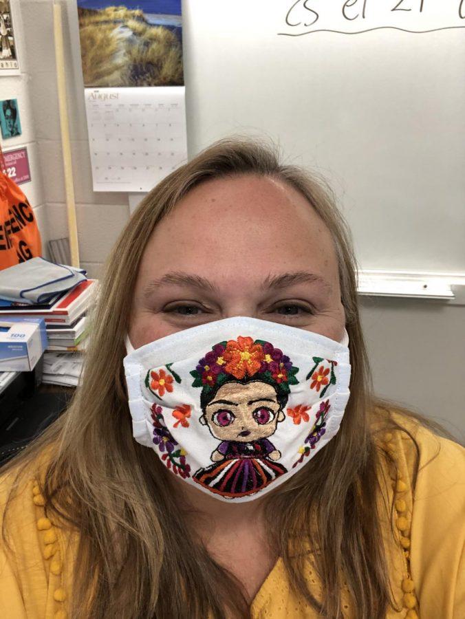 Faculty Spotlight: Mrs. Hollingsworth