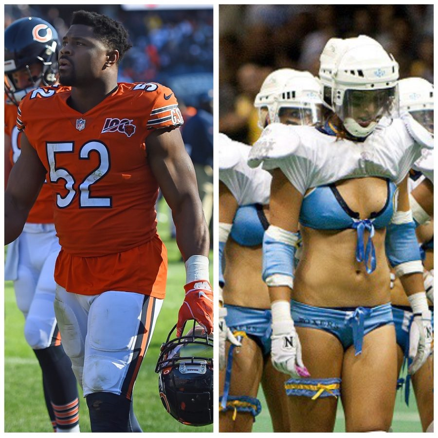 Sexualization of women's sports uniforms