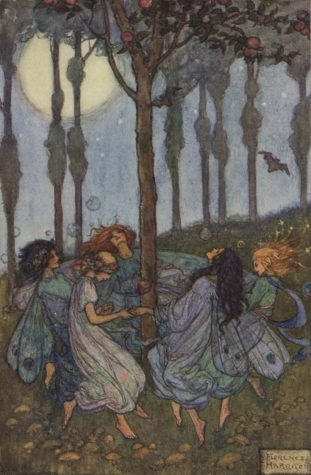 A taste of childhood: remembering our favorite fairytales