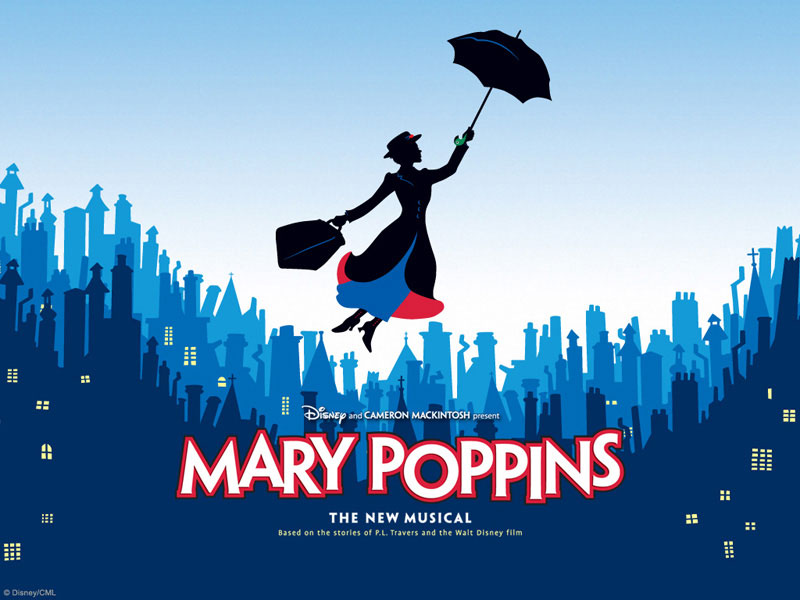 Mary Poppins to be spring musical