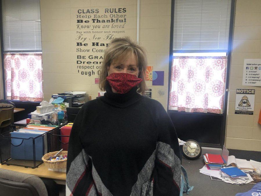 Faculty Spotlight: Ms. Kinzie