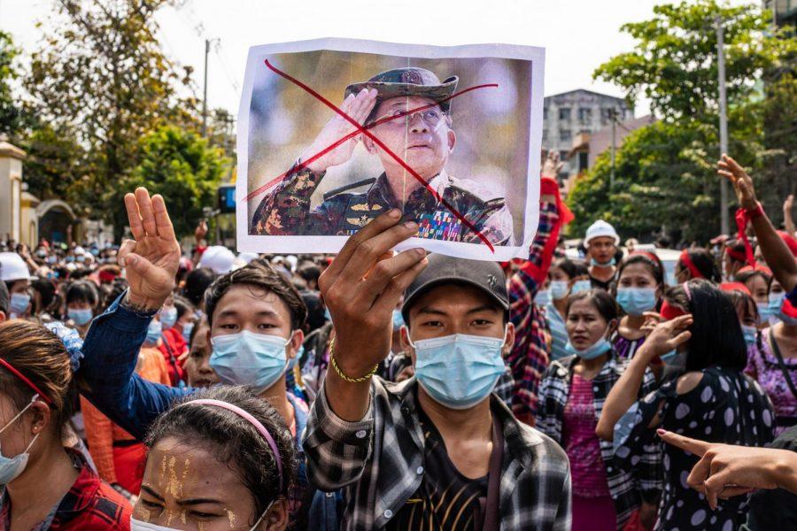 Myanmar coup enrages world leaders; Biden reinstates sanctions