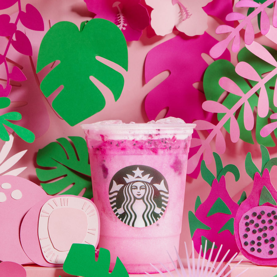 Seven Starbucks drinks to ring in the warm weather