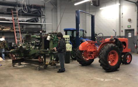 Ag Powers restores tractors