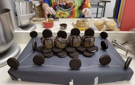 Culinary Arts competes in Cupcake Wars