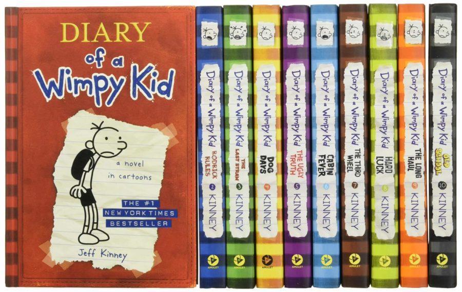 Childhood+book+series+that+cause+nostalgia