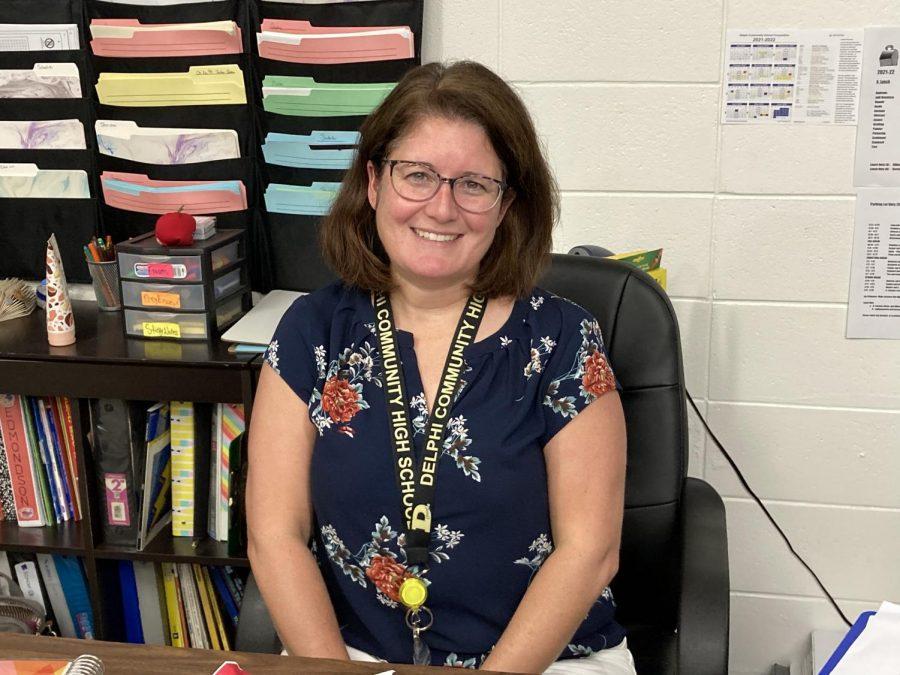 Faculty Spotlight: Mrs. Stankard