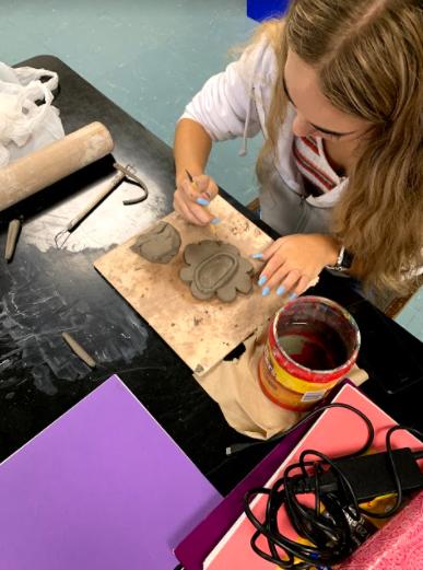 Ceramics at DCHS