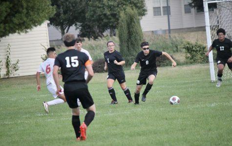 Soccer recognizes seniors