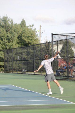 Tennis team looks to start fresh(men)