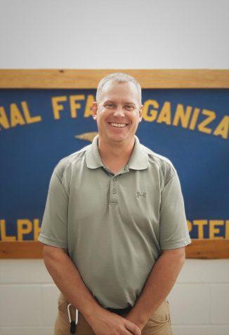 Teacher Feature: Mr. Walker