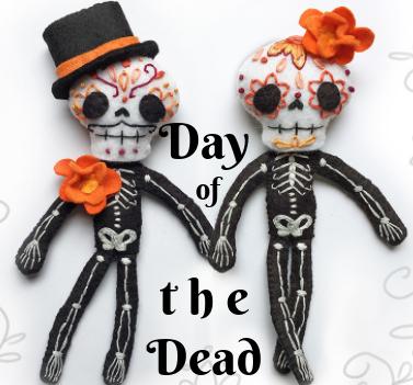 Senior Spotlight - Mazilyn Wilson's Elementary Bracelets: Day of the Dead